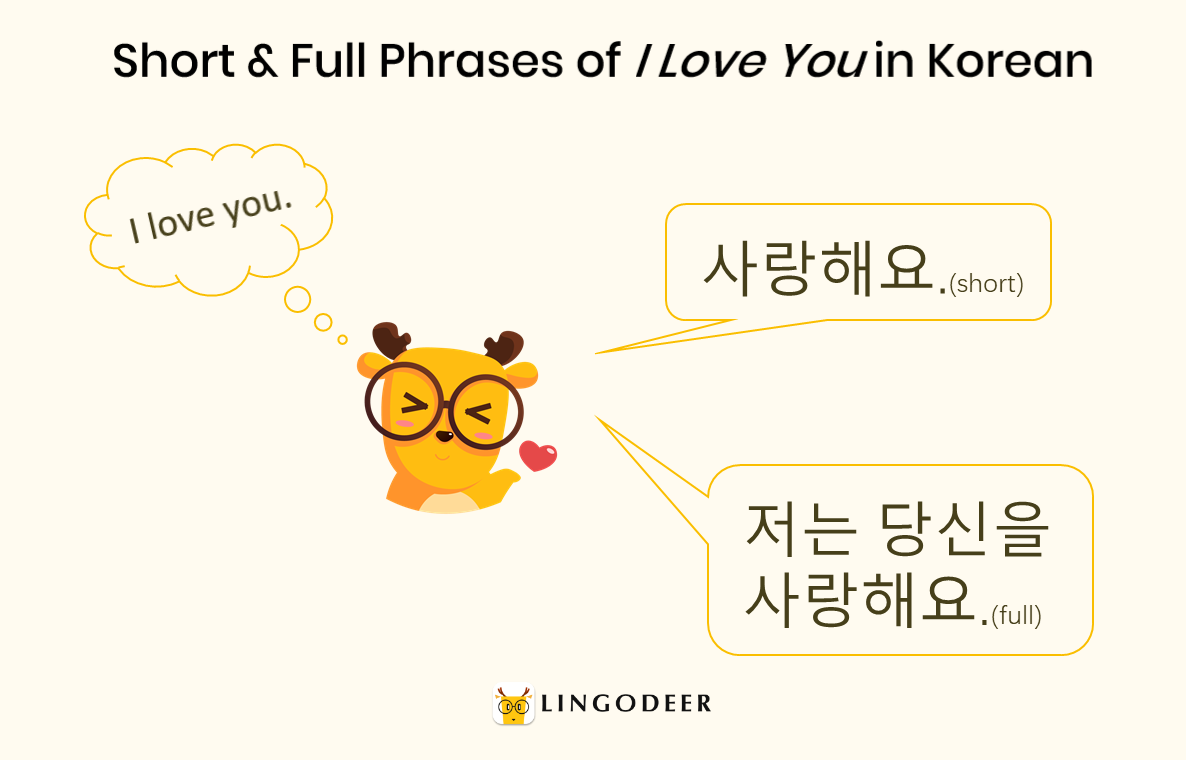 How to Say I Love You in Korean An Essential Guide to Survive in ...